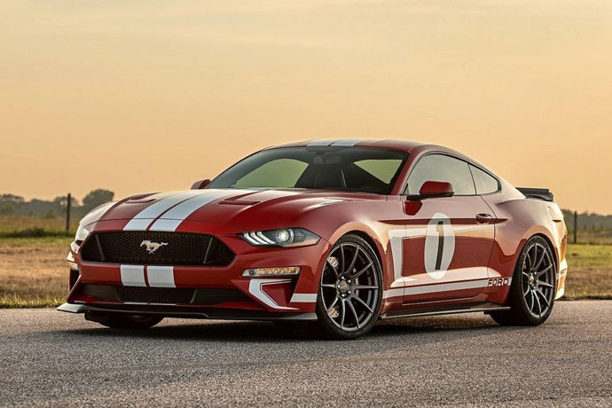 Hennessey-Mustang